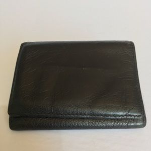3/25$ Portefeuille pour hommes en cuir PERRY ELLIS